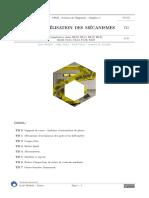 [Mod][TD]Modelisation Des Mecanismes