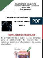 venoclisispediatrica2-140929212834-phpapp02