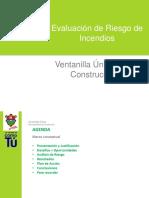 Presentacion Analisis Riesgo Incendios