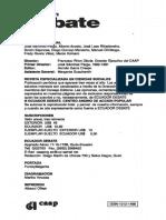 Acosta, M. (2009) - La Gestión de La Vivienda Social en El Ecuador Entre La Espada y La Pared (a)