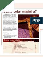 09 Guia Prático de Colagem de Madeiras (Fornecido Por Alba Adesivos)