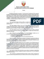 Chinchihuani - Constitucion