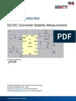 App Note DC DC Stability V2