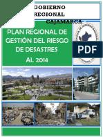 Plan Regional de Gestión Del Riesgo de Desastres Al 2014