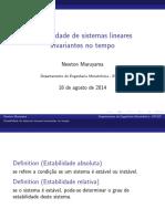 PMR2360_Aula4_EstabilidadV2014e