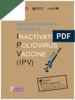 IPV Vaccine India Intro.nhm