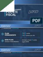 Plan Facilidades AFIP