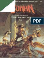 CN2 - Conan the Mercenary