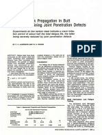crack propagation butt welds.pdf