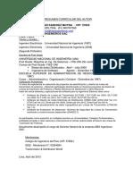 Software de Analisis de Distanciasminimas de Seguridad