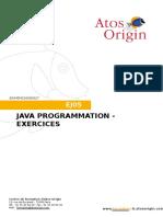 Java Programmation - Exercices