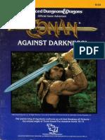 CB2 Conan Against Darkness