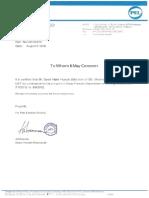Pel Certificate 1 638