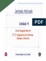 Unidad IV - Tectónica - Curso 2011-2012
