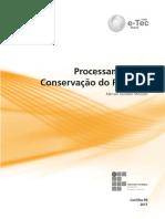 Processamento e Conservacao Do Pescado