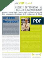 Beiersdorf si affida ai servizi di business process outsourcing di PhonEtica