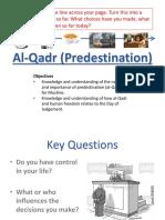 5  al-qadr predestination rvw