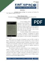 Resenha - A produção Teórica de Marx - Dussel