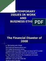 Business Ethics I