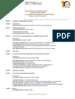Programa Jornada anual de Competencia CNMC 2017