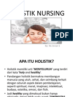 Holistik Nursing