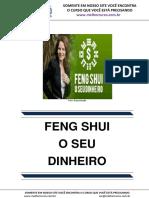 Feng Shui - O Seu Dinheiro