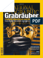 National Geographic Deutschland Magazin August No 08 2016