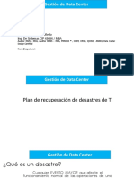 2015 - I Gestion de Data Center S6