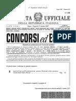 gazzetta ufficiale PDF