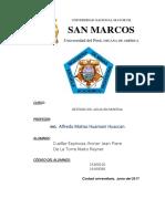 Informe Santa Eulalia