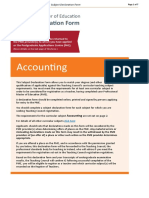 Accounting Form REVISED