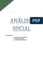 Informe de Analisis Social Grupo 03