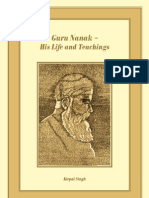 Kirpal Singh – UoM – Guru Nanak