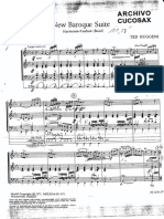 New Baroque Suite ( Ted Huggens)