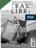 Portada e índice Letras Libres México / España, noviembre 2017