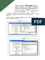 Analisis de Estructura Pos Test 13465