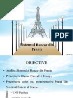 Prezent Sistem Bancar din Franta