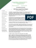 CRIS 5K Press Release