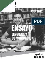 Ensayo Lc-034 2017