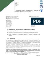 LABORATORIO DE PH, ACIDEZ TITULABLE Y ACTIVIDAD ACUOSA