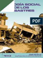 Da Cruz Ecolog i a Social Desastre s