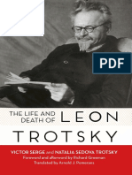 Victor Serge Natalia Sedova Life and Death of Leon Trotsky 2015