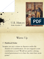 fri nov 3 us history
