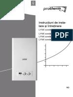 Carte Tehnica Centrala Protherm Condensare Lynx 25 Kw (1)