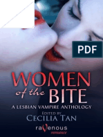 Cecilia Tan - Women of the Bite~ A Lesbian Vampire Anthology