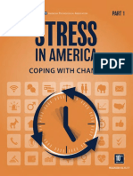 Annual Stress in America Survey