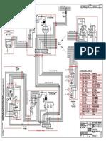diagrama electrico tecle YALE