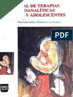 Manual de Terapias Psicoanalíticas en Niños y Adolescentes
