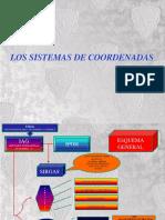Sistema de Coordenadas Geomatica