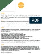 Fact Sheet PRxPR